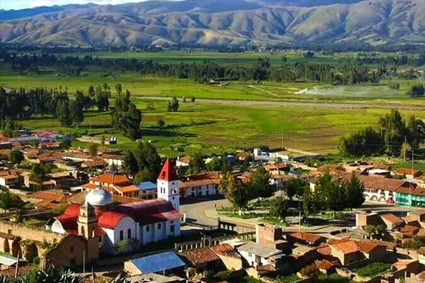Tour Monumental Sincos en huancayo