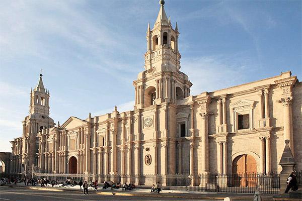 Tour Arequipa
