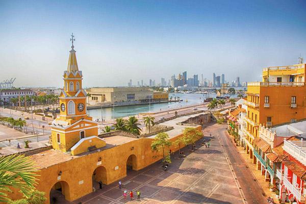 Tours a Cartagena