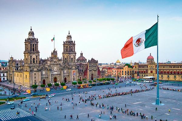 Tours a Mexico